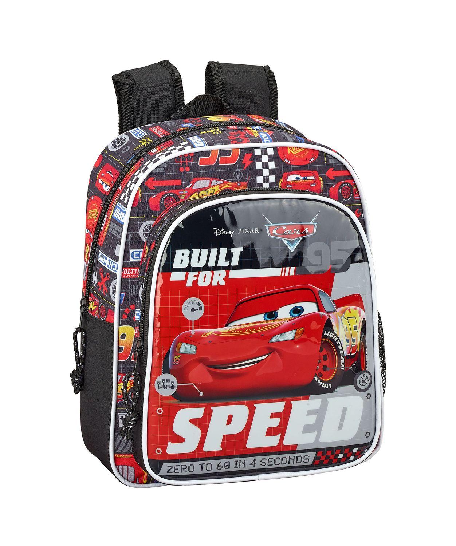 Rucksack Backpack 33 cm Disney Cars Depiction – image 1