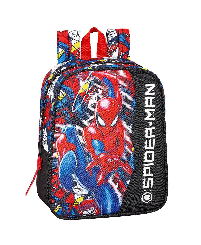 Spiderman SUPER HERO Junior Rucksack Backpack 27 cm  – image 1