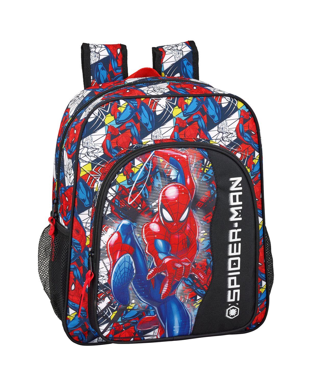 Rucksack Backpack Spiderman SUPER HERO 38cm – image 1
