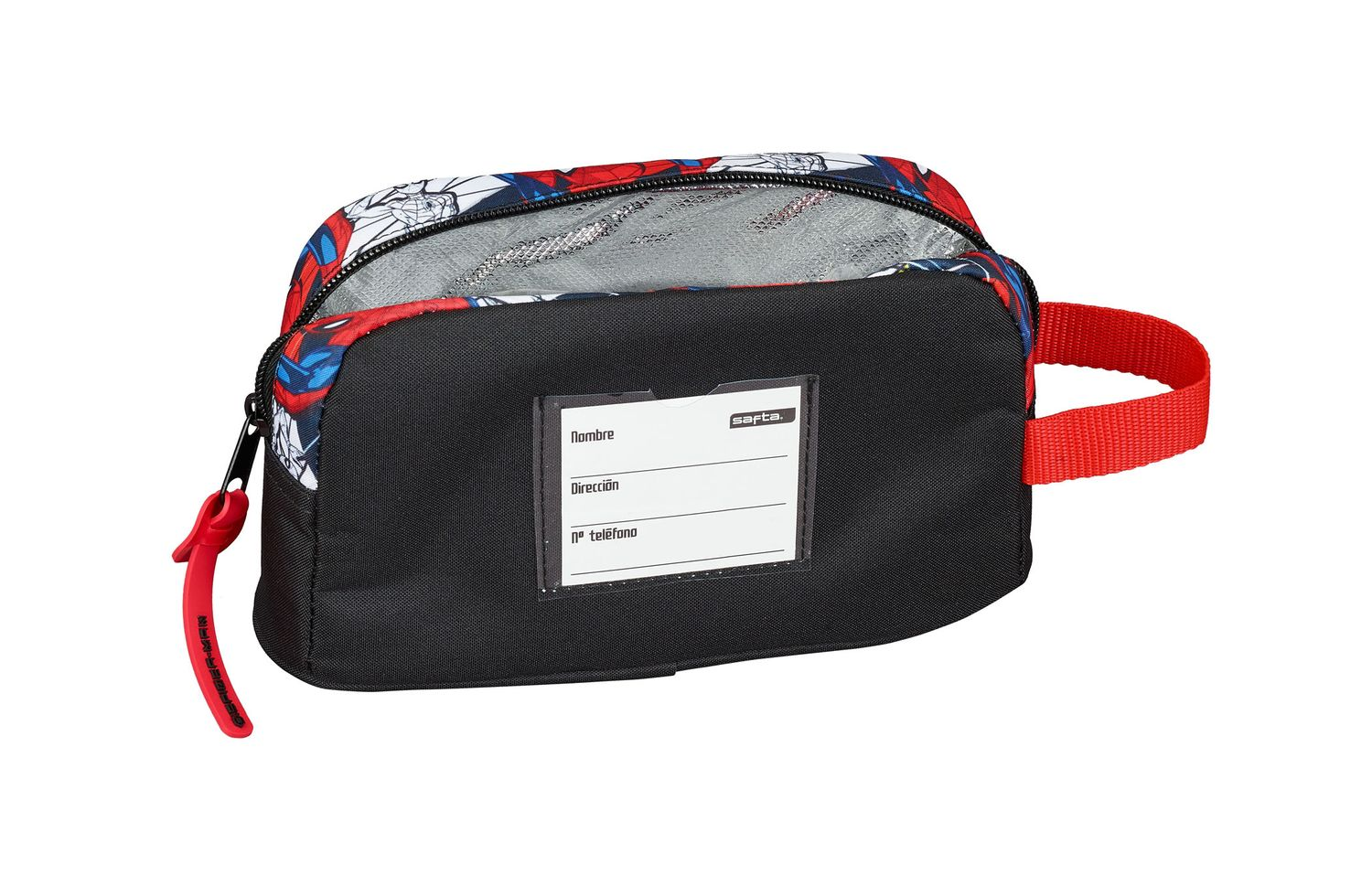 Cooler Lunch Bag Spiderman SUPER HERO – image 2