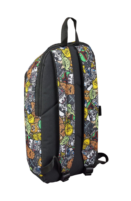 Backpack Rucksack Slim Fit Star Wars GALAXY 39 cm – image 2