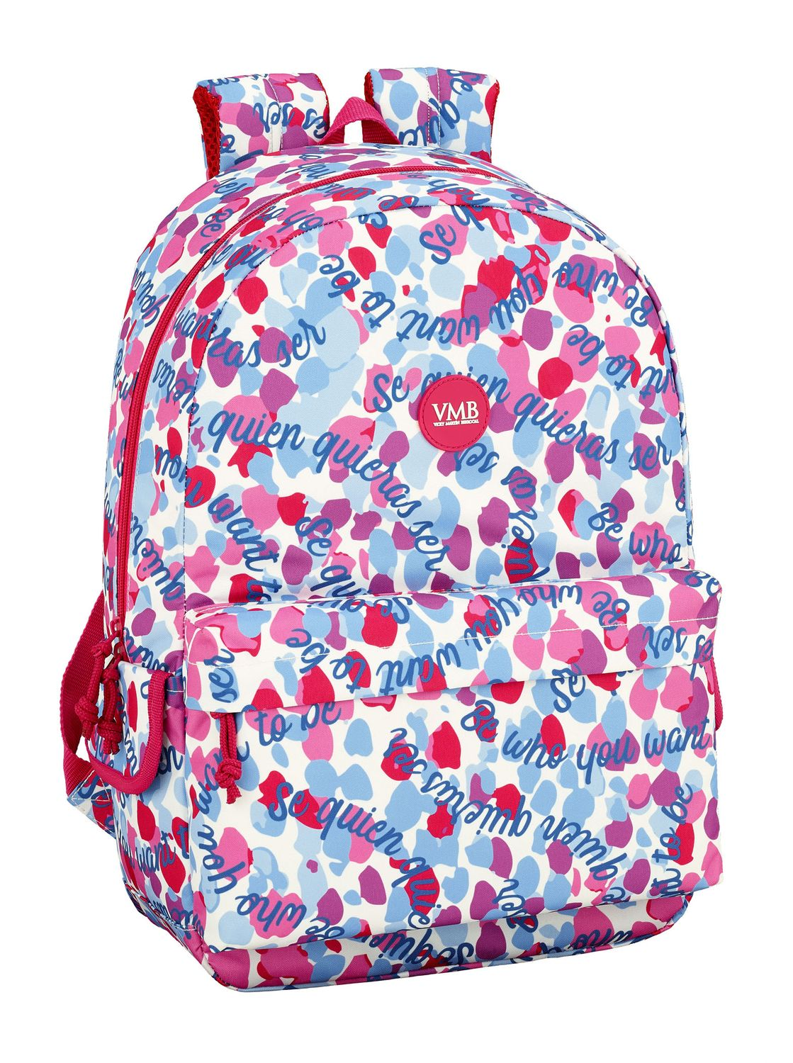 Laptop Backpack 15,6'' 46 cm Vicky Martin Berrocal BE – image 1