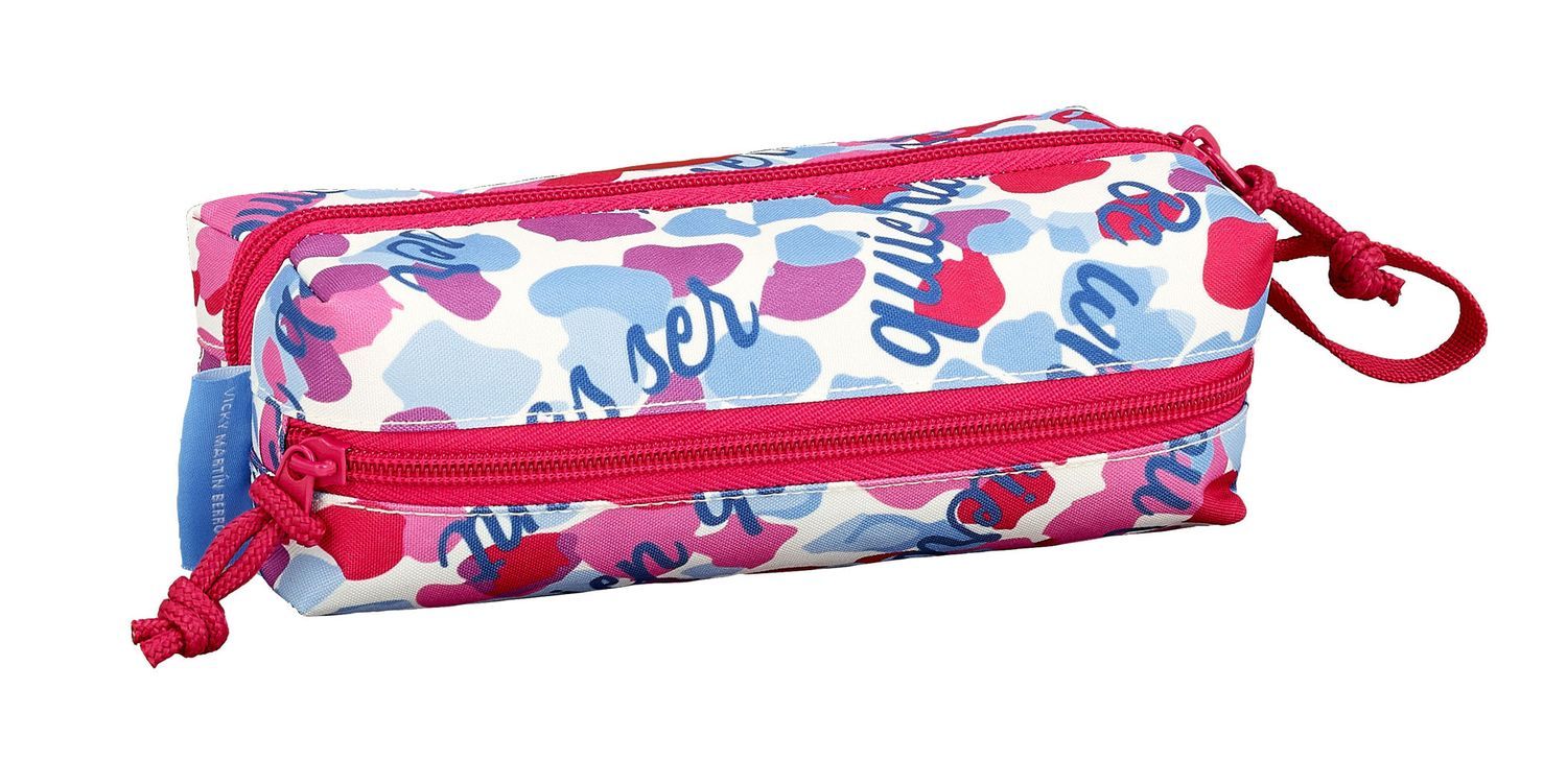 Pencil Case 3 Zip Vicky Martin Berrocal BE – image 2