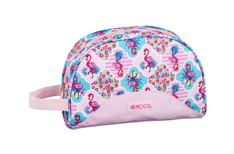 Beauty Case 28 cm MOOS Flamingo Pink – image 1