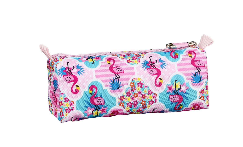 Square Pencil Case MOOS Flamingo Pink – image 2