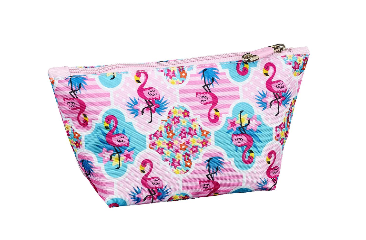 Make up Bag MOOS Flamingo Pink – image 2