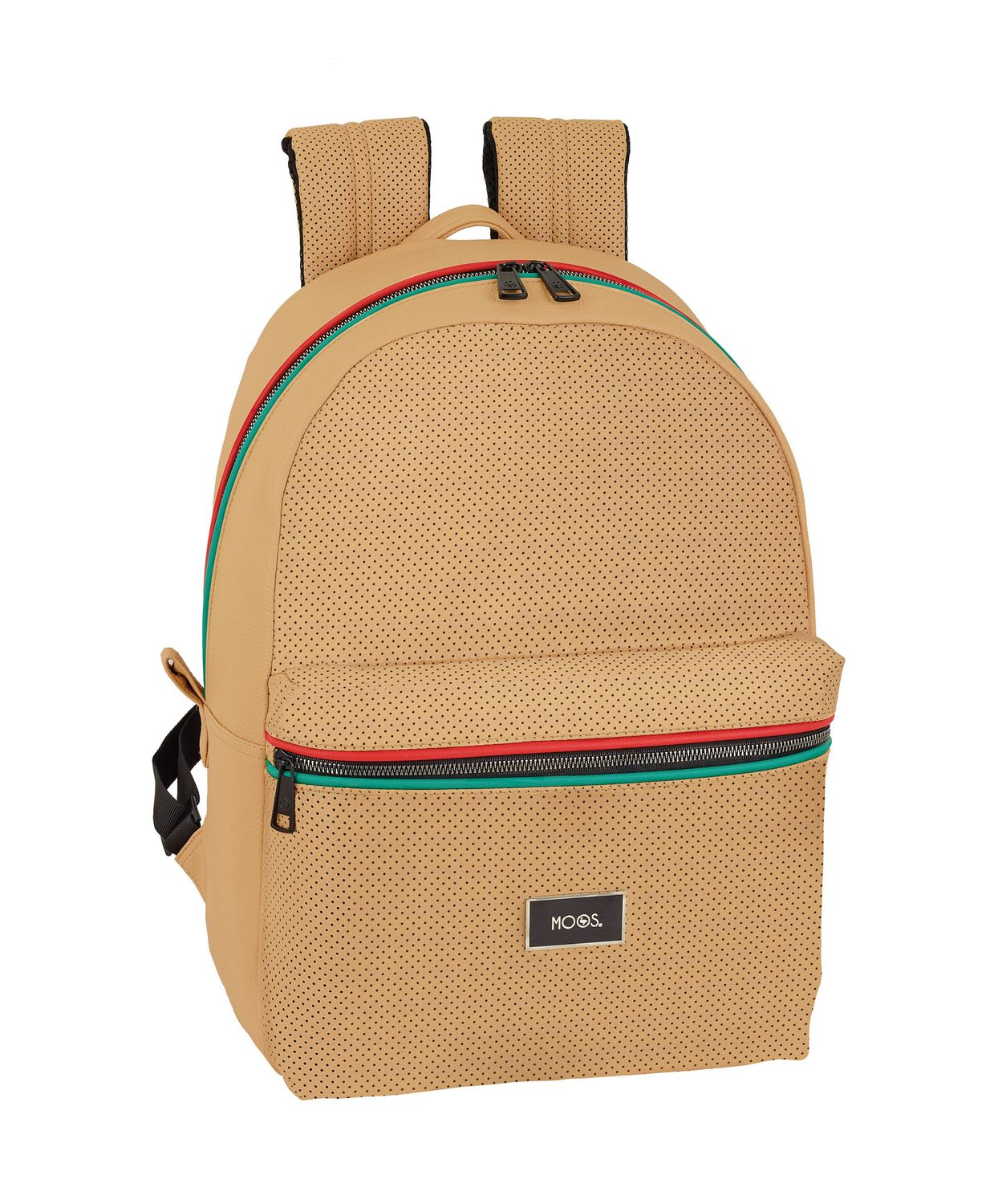 Laptop Rucksack Backpack 15,6'' MOOS Capsula SAND – image 1