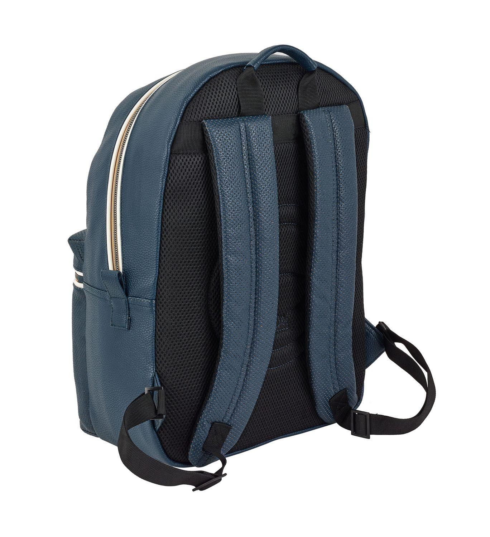 Laptop Rucksack Backpack 15,6'' MOOS Capsula Blue – image 3