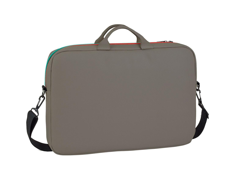 """Laptop Case 15,6"""" MOOS Capsula Portland Grey – image 2"""