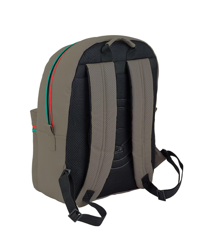 Laptop Rucksack Backpack 15,6'' MOOS Capsula Portland Grey – image 3