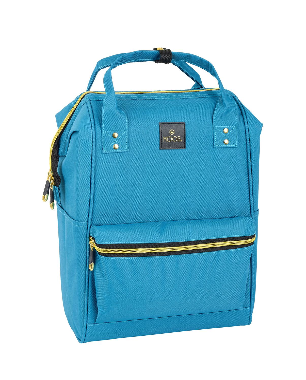 Laptop Backpack DELUXE 40 cm MOOS Blue – image 1