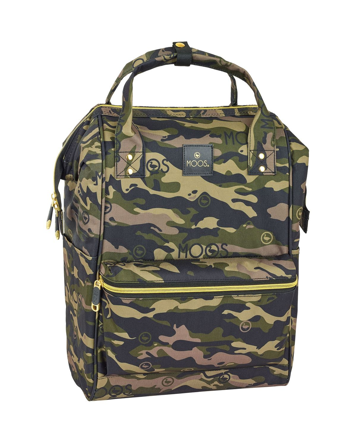 "Backpack with handles for laptop 13"" 40 cm MOSS Camouflage – image 1"