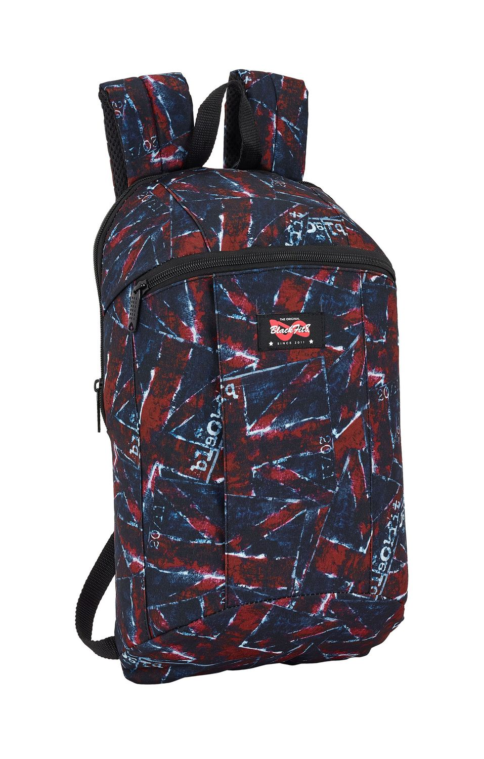 Backpack Slim Fit 39 cm Blackfit8 FLAGS – image 1