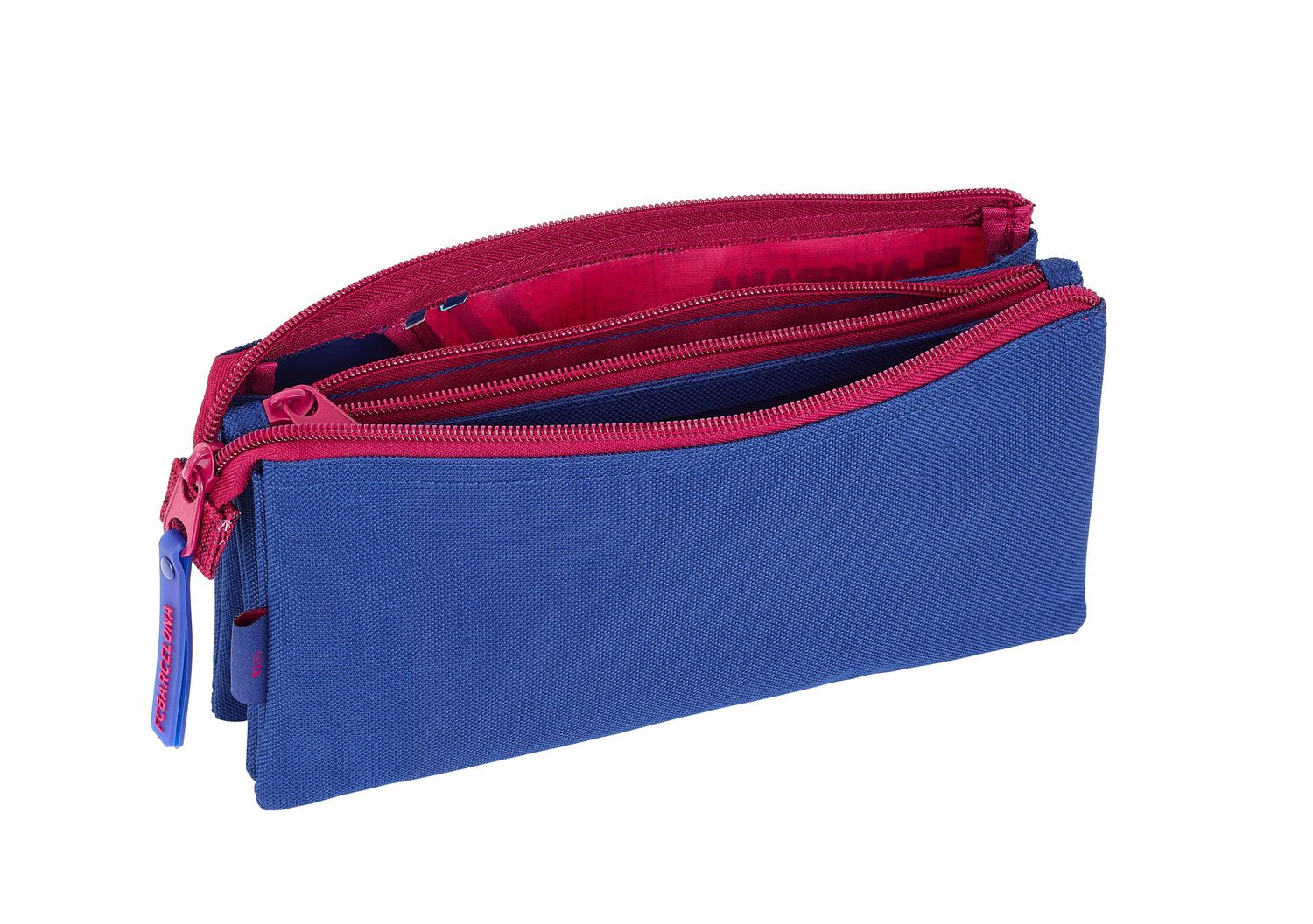 Triple Pencil Case F.C. Barcelona 1 Corporate – image 2