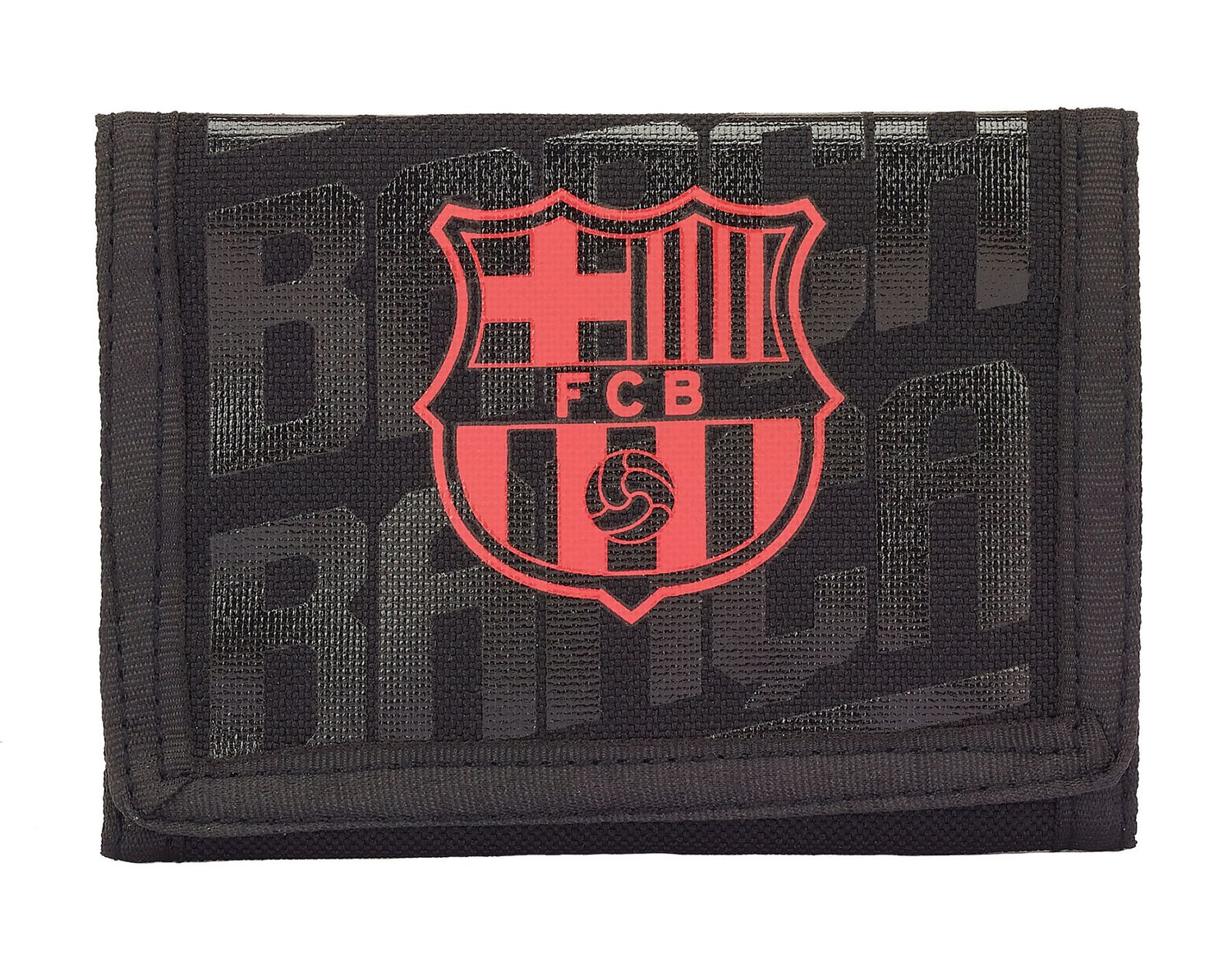 Wallet F.C. Barcelona Black Edition – image 1