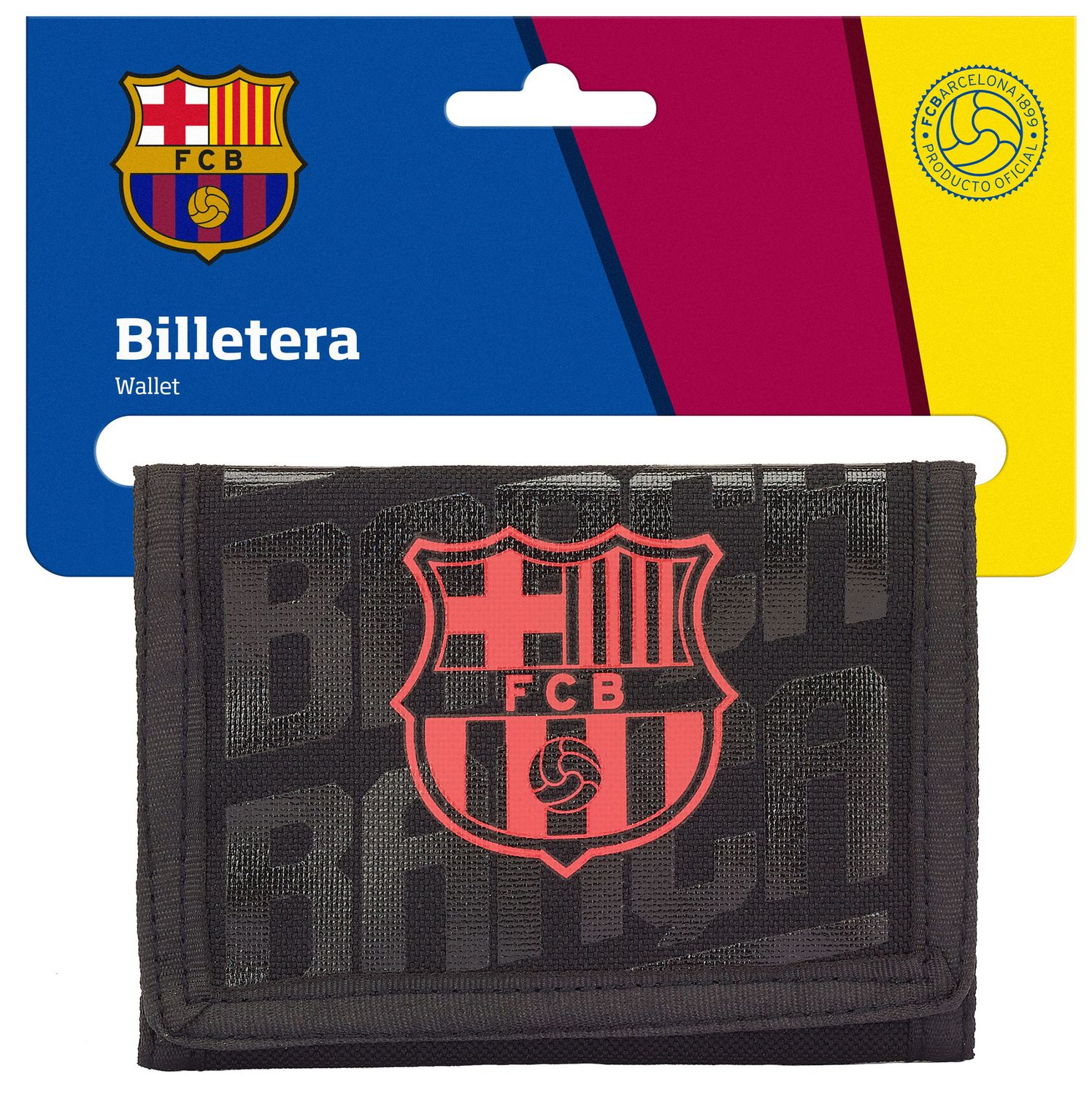 f85859de7 Wallet F.C. Barcelona Black Edition – image 3