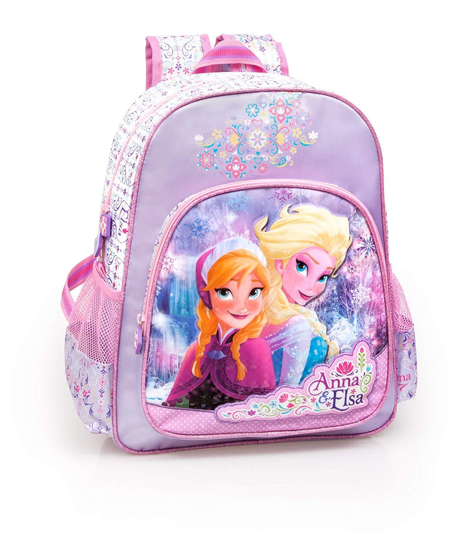 Disney Frozen Premium Girls Pinky Large Backpack – image 1