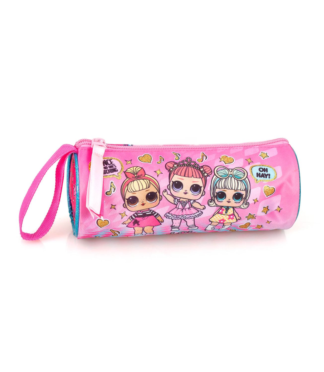 Pencil Case Tube LOL Surprise  Oh Hay – image 1