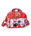 Holdall Travel Bag Miraculous LADYBUG True Colours 001