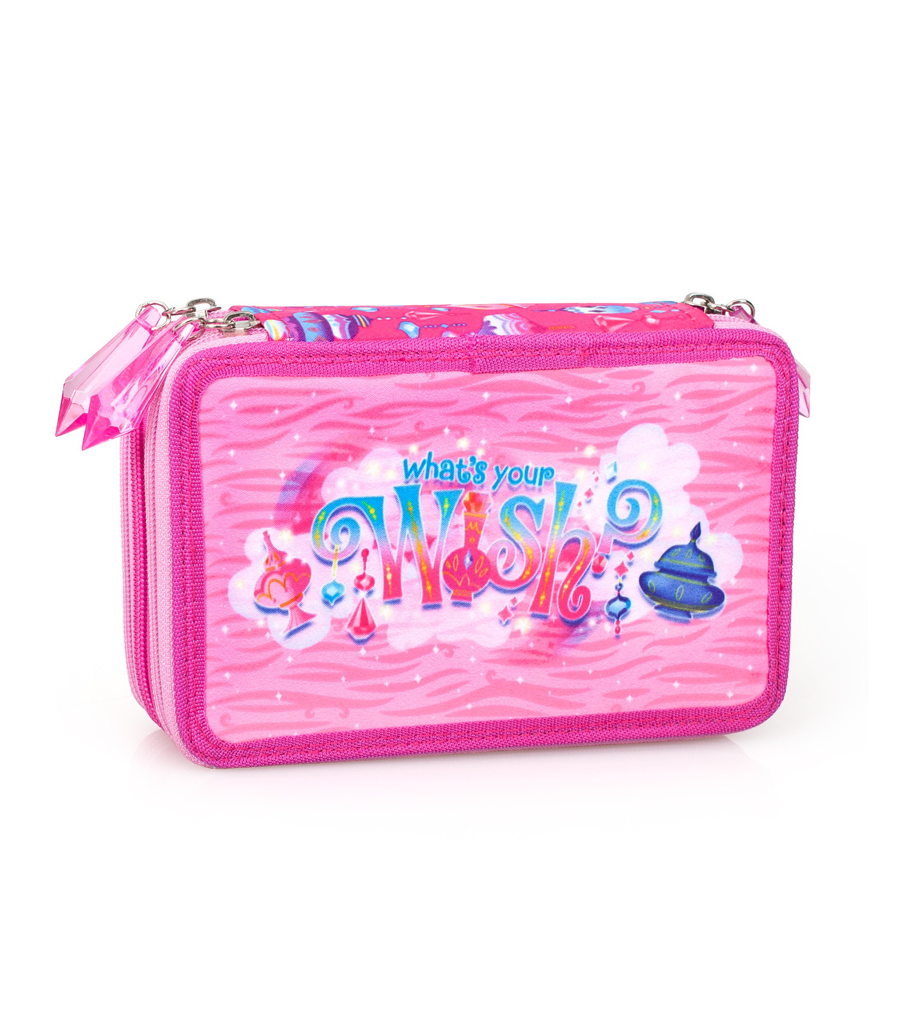 3 Tier Pencil Case SHIMMER & SHINE Wish – image 2