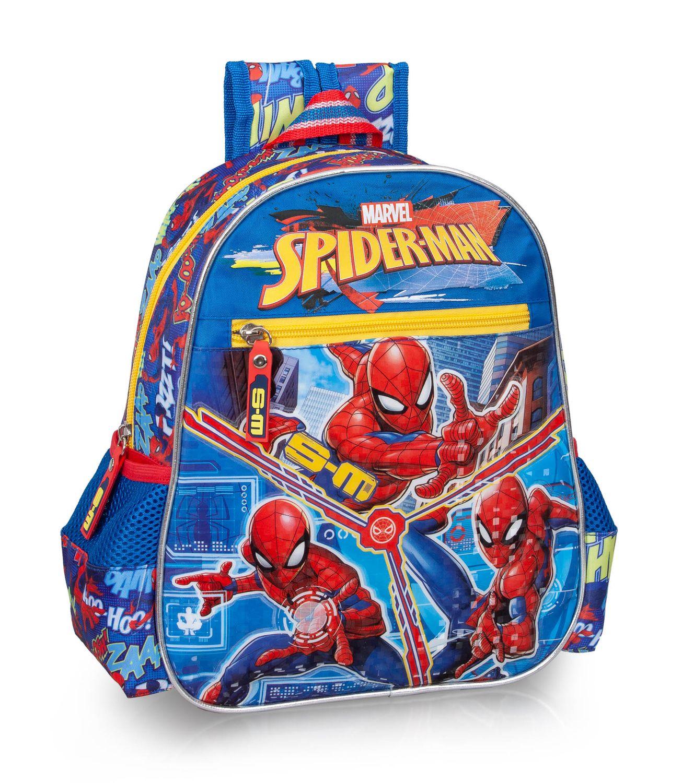 Junior Backpack Rucksack Spiderman S-M