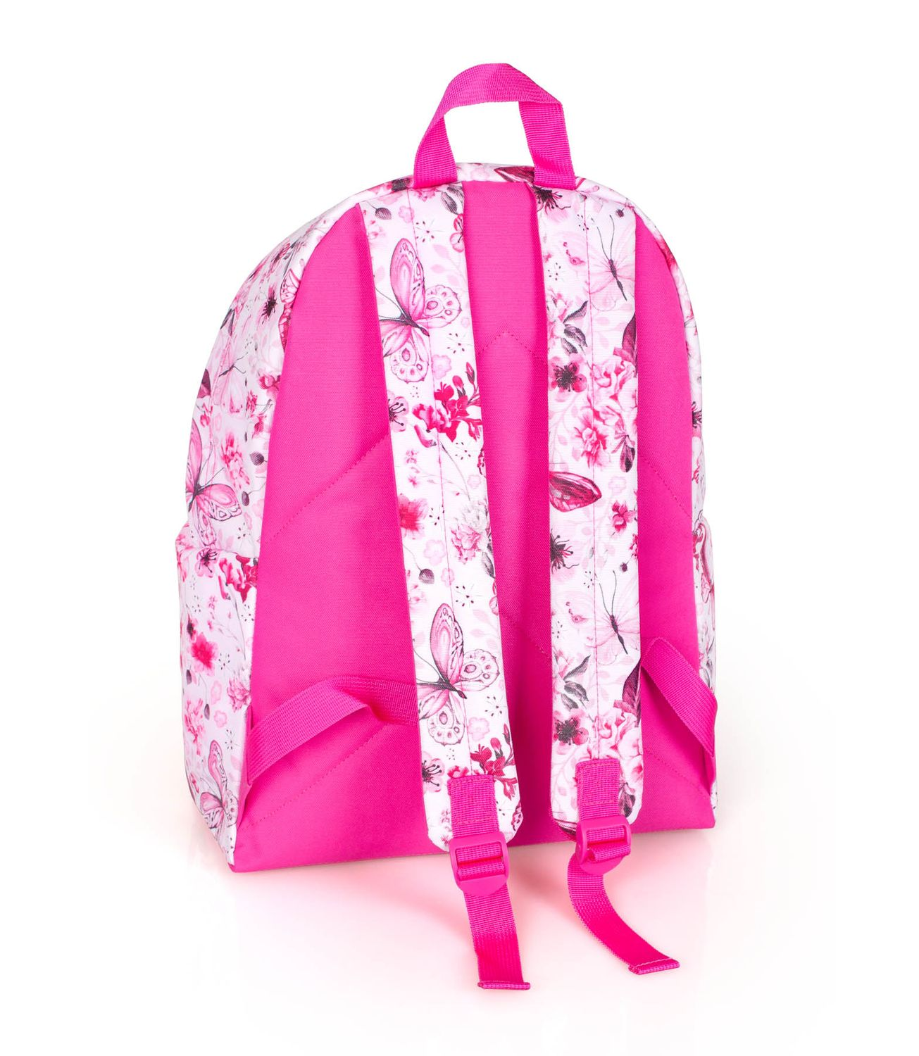 Backpack Rucksack BUTTERFLY PINK – image 2