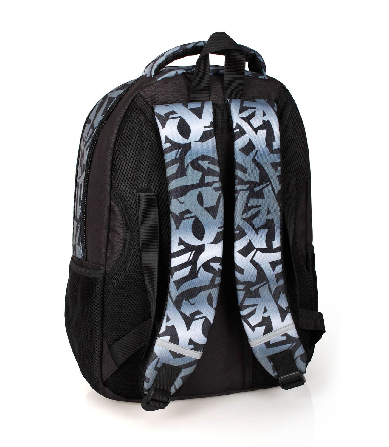 Triple Backpack Rucksack GRAFFITI SKATE – image 2