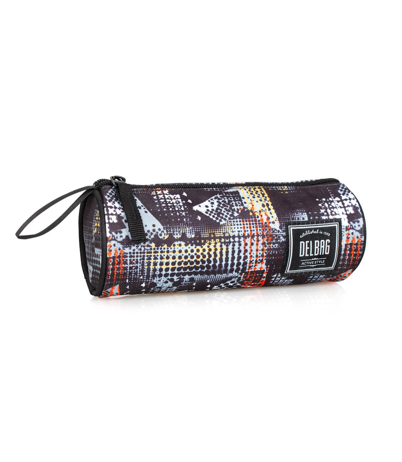 Pencil Case Tube HALFTONE – image 1
