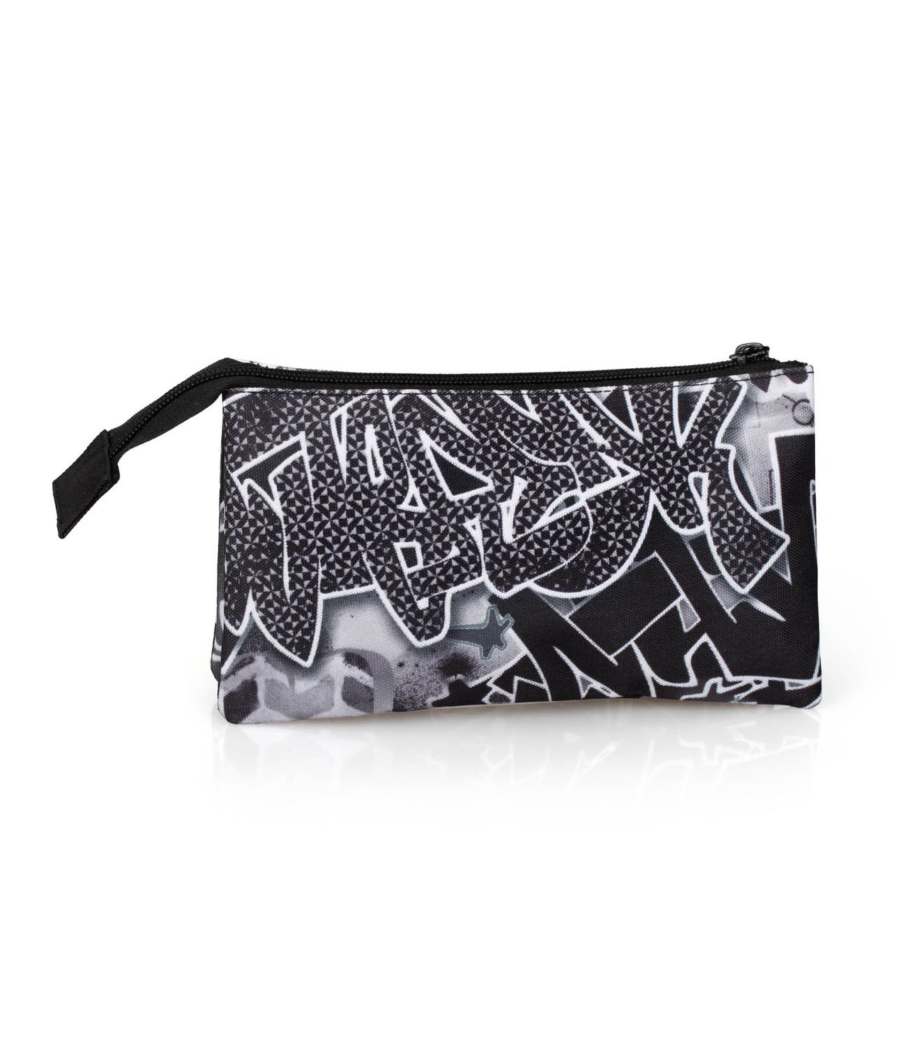 Pencil Case Triple Compartment GRAFFITI OUTBREAK – image 2