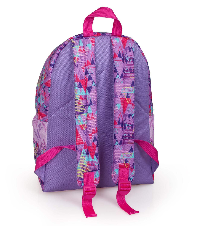 Girls Backpack Pink Rucksack FASHION GIRL – image 2