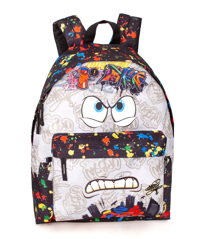 Backpack Rucksack GRAFFITI FACCINE – image 1