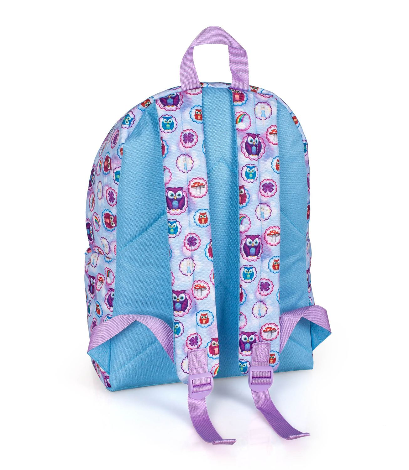 Backpack Rucksack EMOJI Official PINK OWLS – image 2