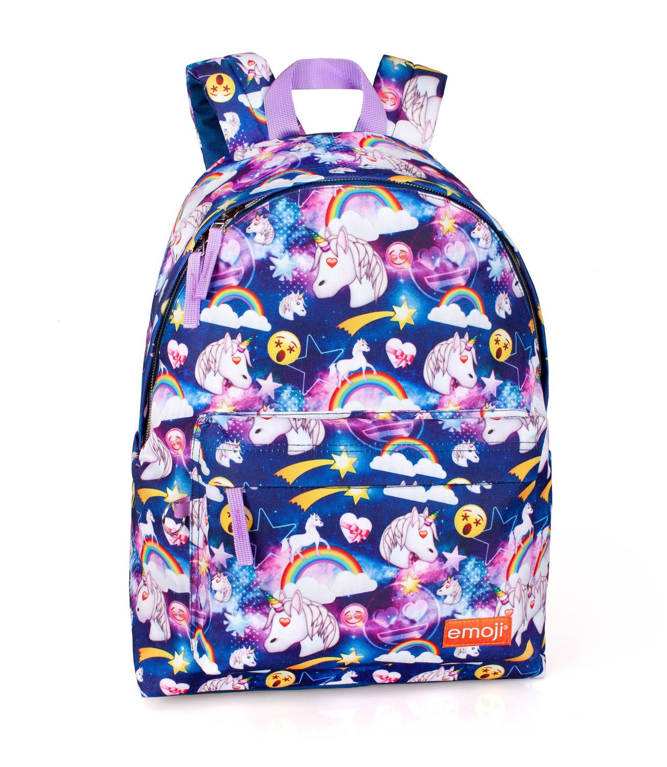 Backpack Rucksack EMOJI Official UNICORN – image 1