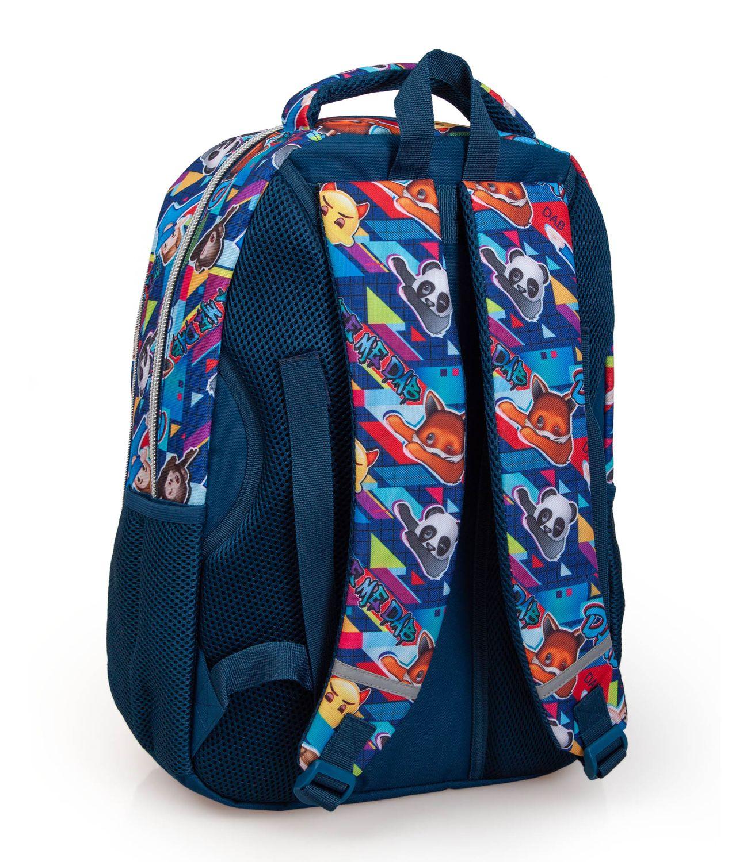 Triple Backpack Rucksack EMOJI Official DAB – image 2