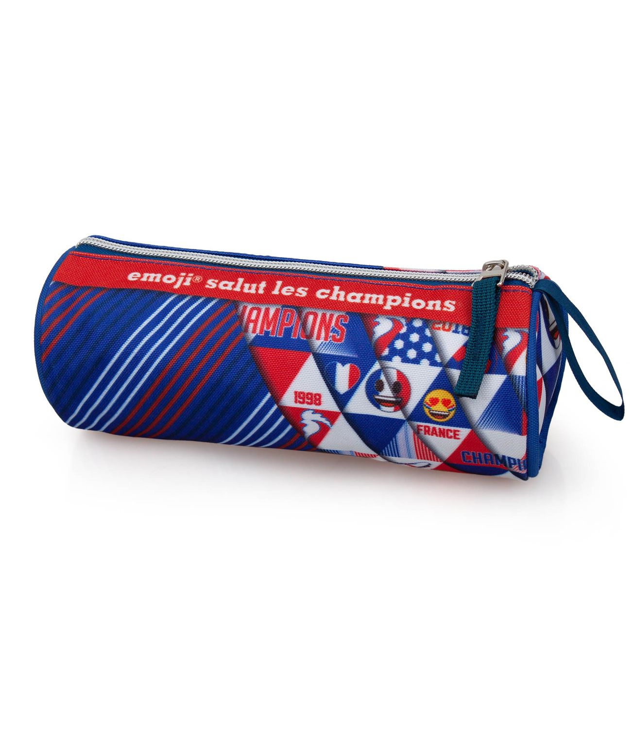 Pencil Case Tube EMOJI Official FRANCE Football – image 2
