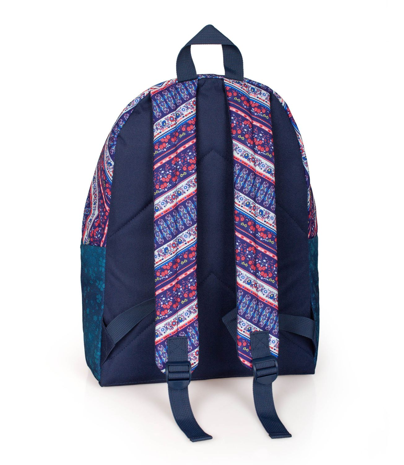 Backpack Rucksack EL CHARRO ETHNIC DENIM – image 2