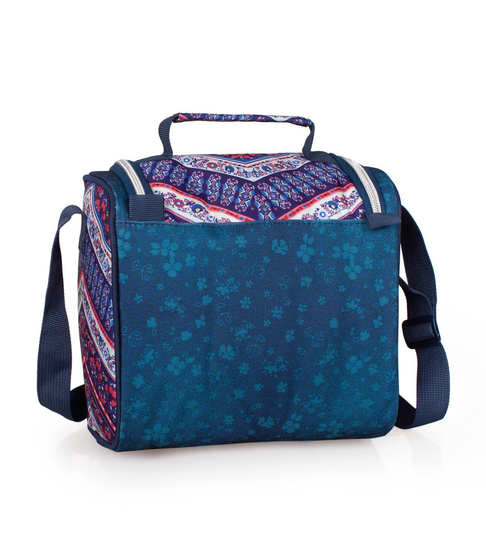 Cooler Lunch Bag EL CHARRO ETHNIC DENIM – image 2