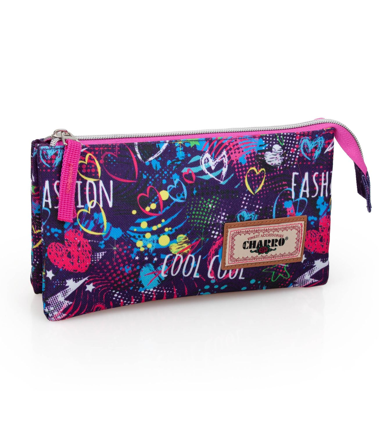Pencil Case Triple Compartment EL CHARRO FASHION – image 1