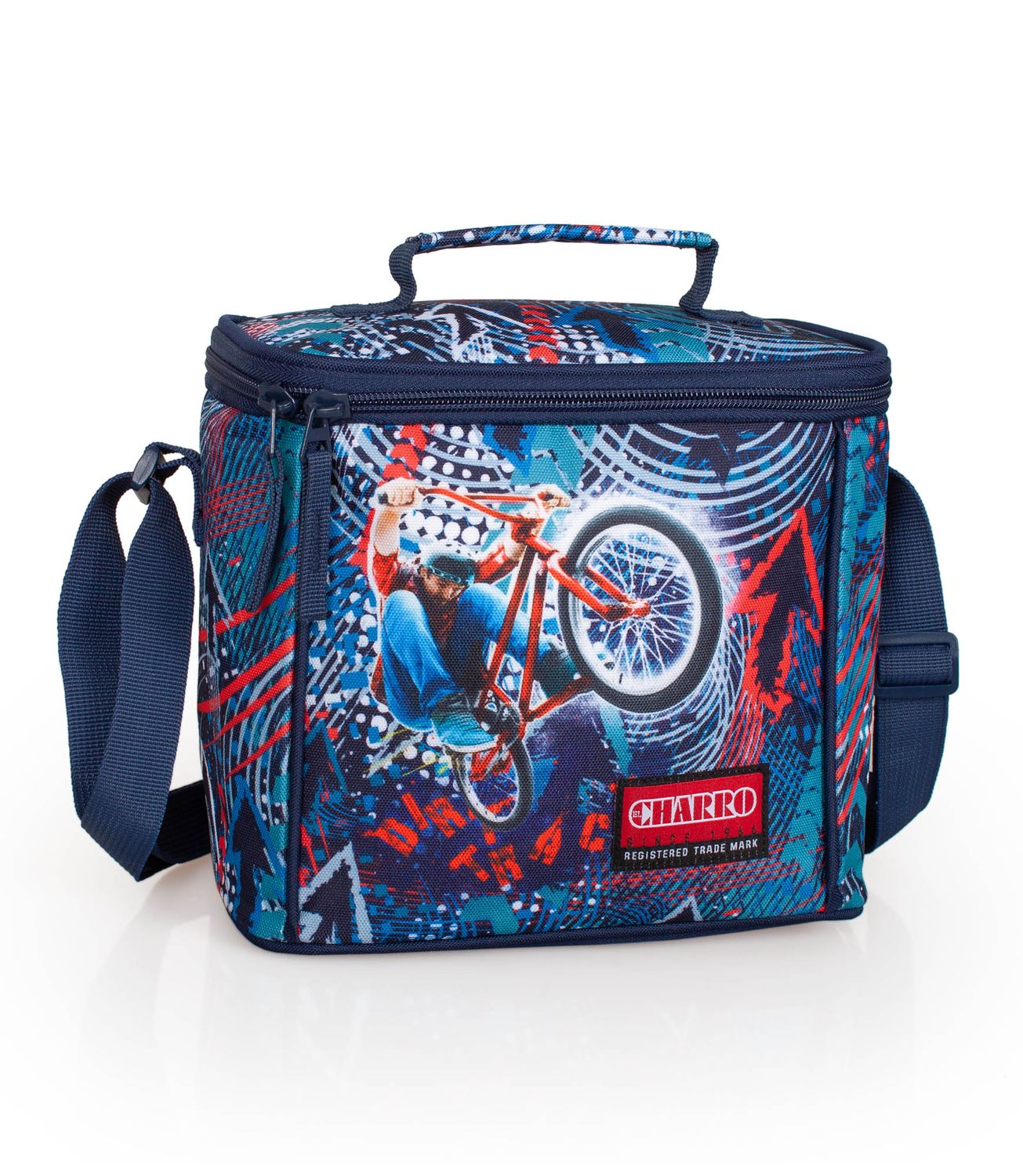 Cooler Lunch Bag EL CHARRO BIKER – image 1