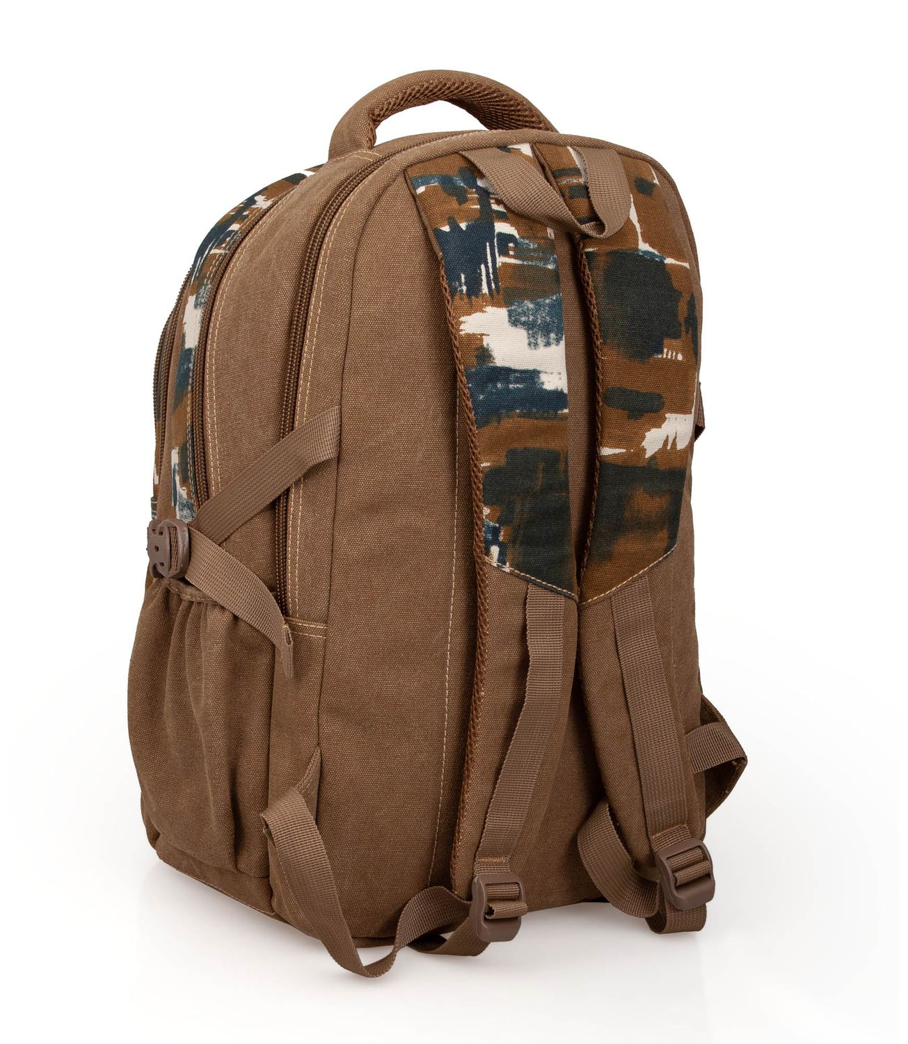 Backpack Rucksack EL CHARRO MONTANA Brown – image 2
