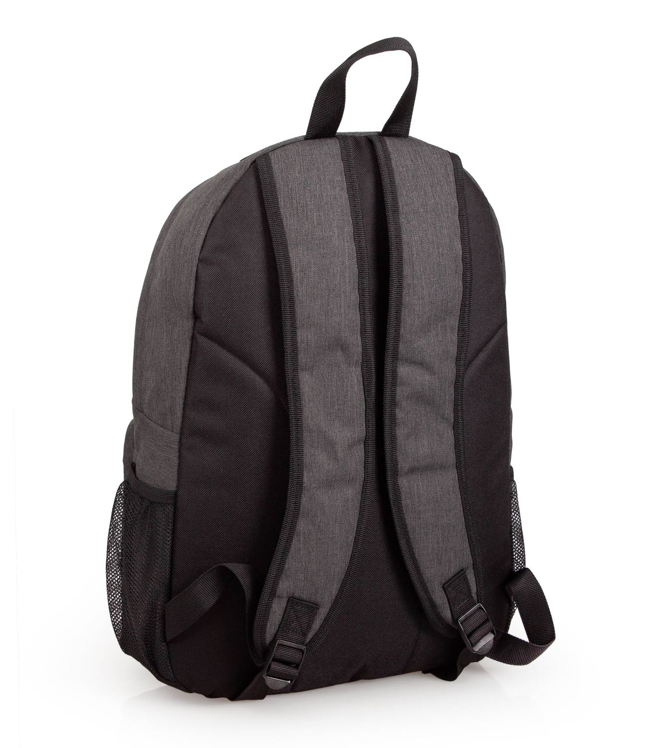 Backpack Rucksack Double Pocket EL CHARRO Grey – image 2