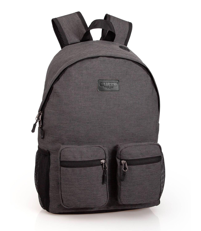 Backpack Rucksack Double Pocket EL CHARRO Grey – image 1