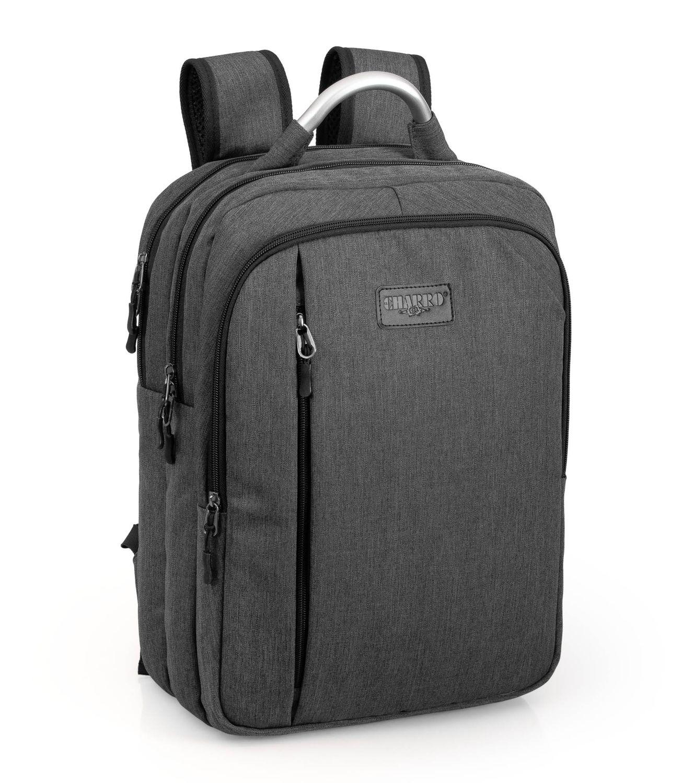 Laptop Backpack EL CHARRO Grey – image 1