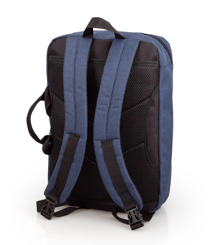 Backpack Rucksack EL CHARRO 2 in 1 Blue – image 3