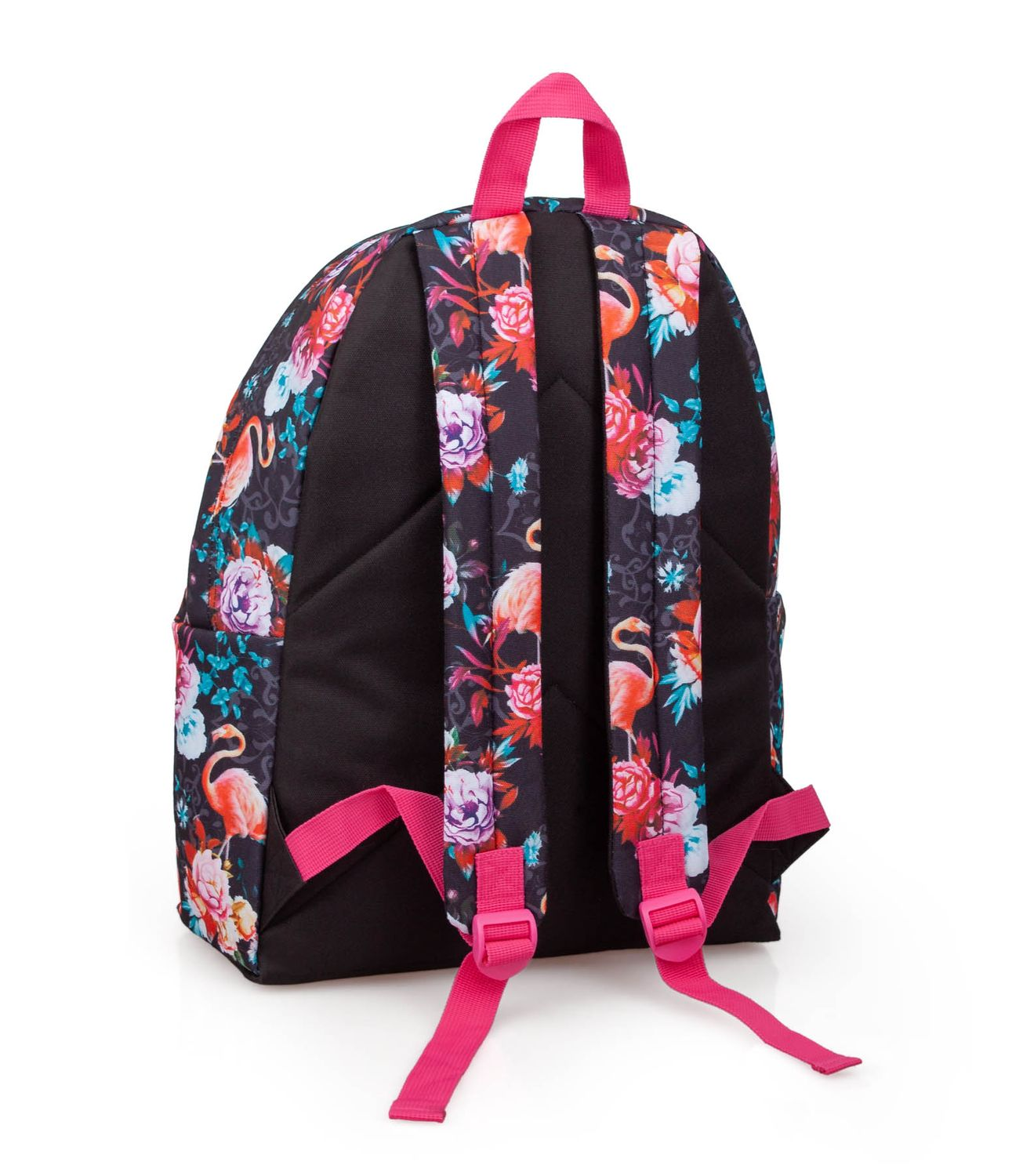 Backpack Rucksack + Pencil Case FLAMINGO – image 2