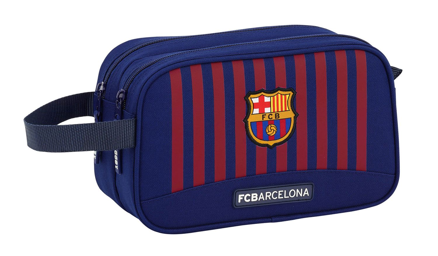 FC Barcelona Wash Travel Bag Double – image 1