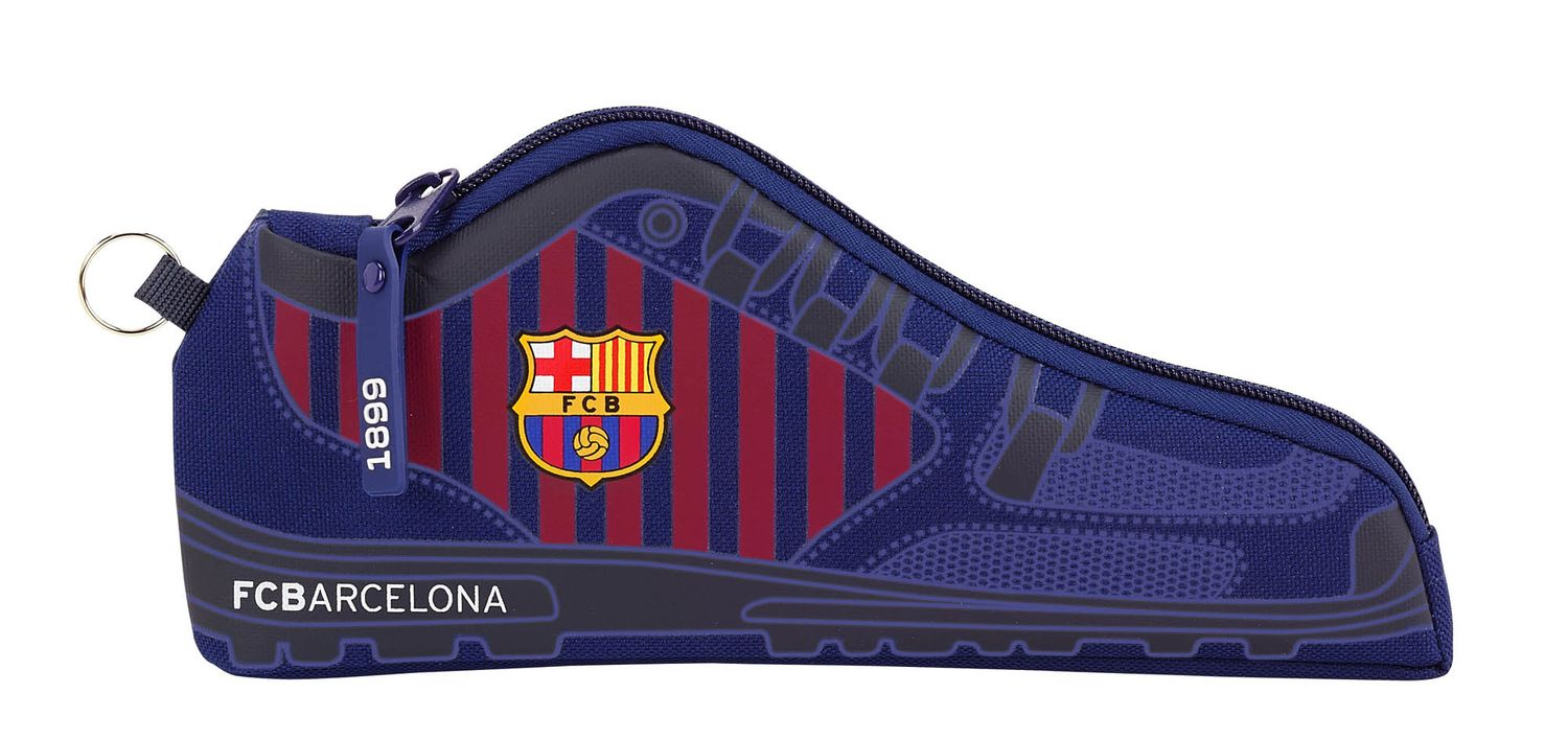 FC Barcelona Shoe Pencil Case – image 1