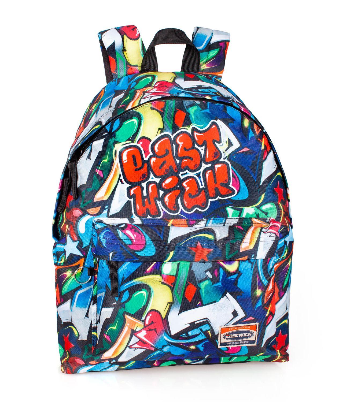 Eastwick Graffiti Backpack – image 1