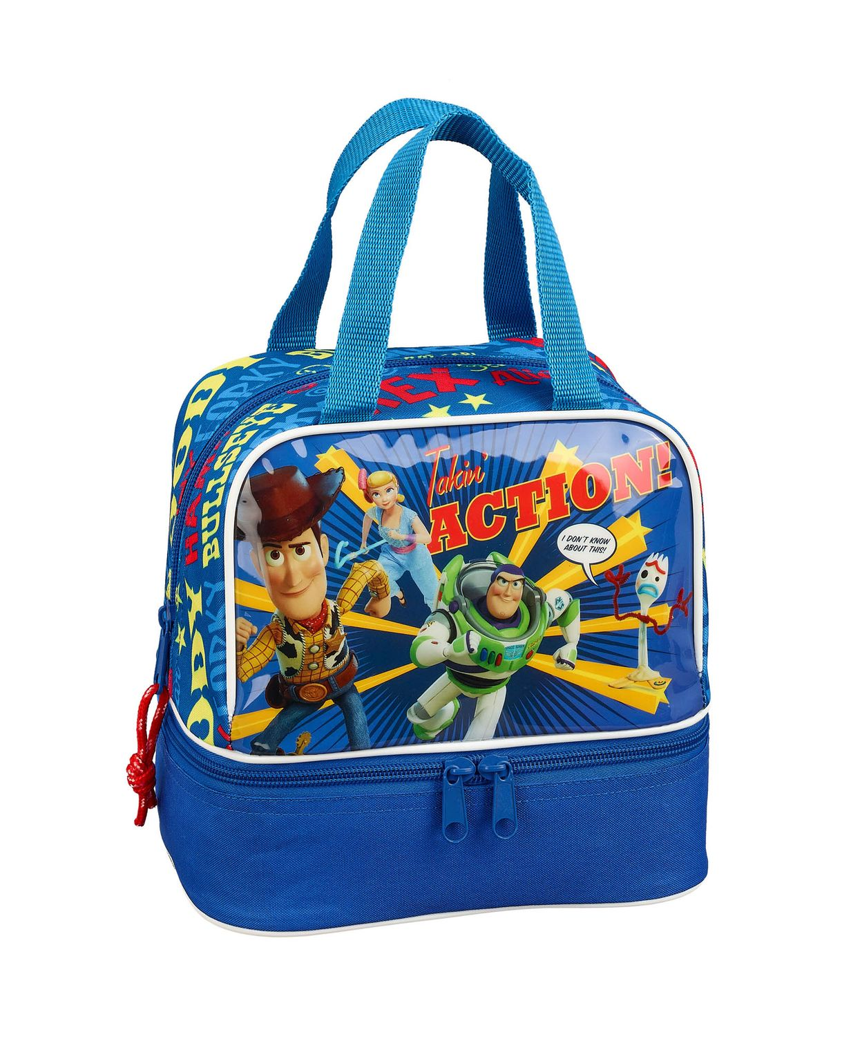 Toy Story 4 Lunch Bag Double – image 1