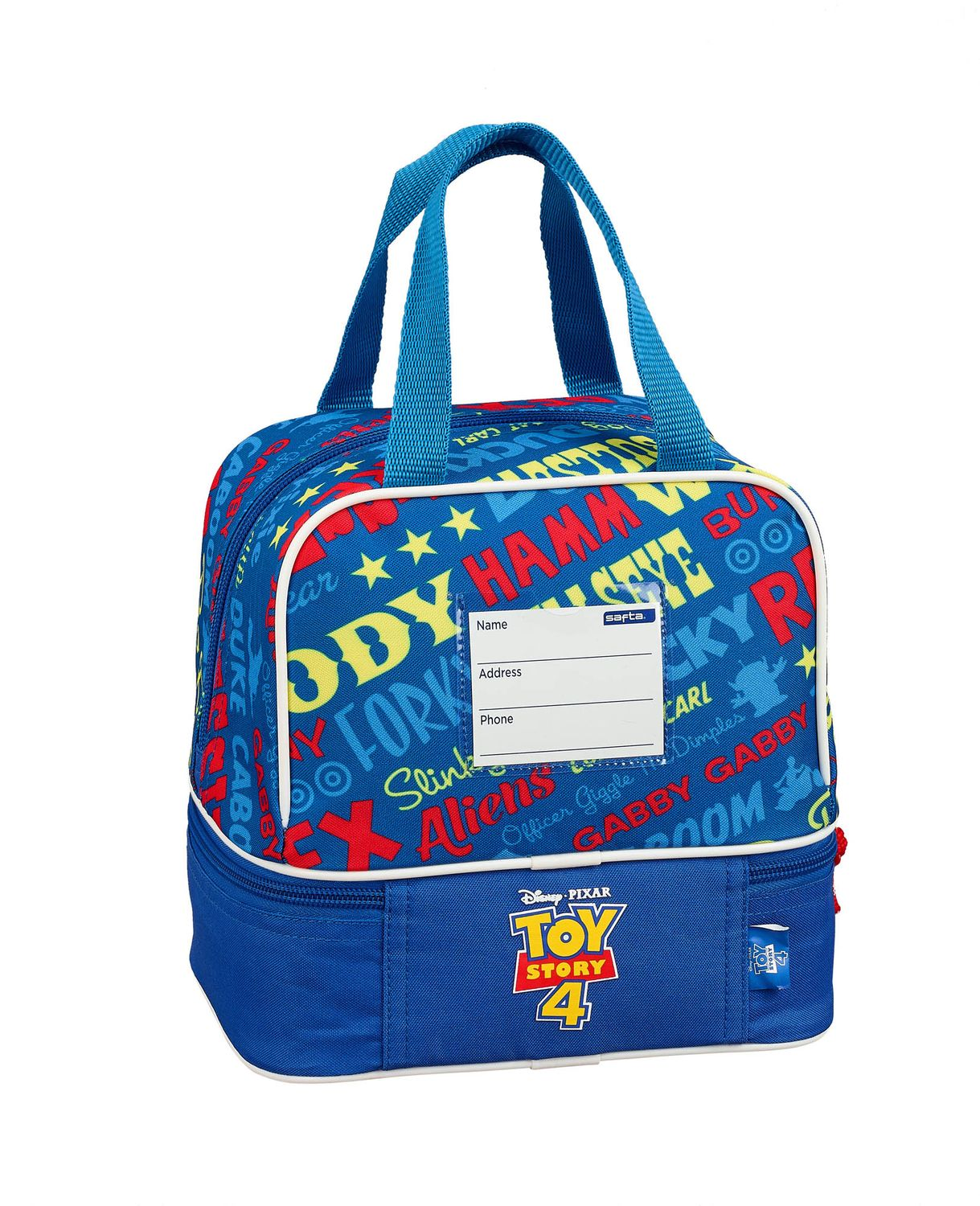 Toy Story 4 Lunch Bag Double – image 2